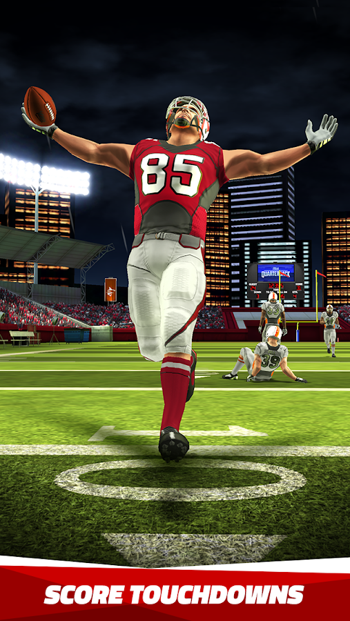 Flick Quarterback 18- screenshot