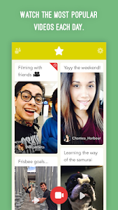 Frames - Videos with friends! screenshot 3