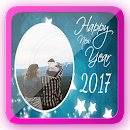 New Year 2017 Photo Frame HD v 1.2.1 app icon