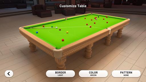Real Snooker 3D 1.14 screenshots 12