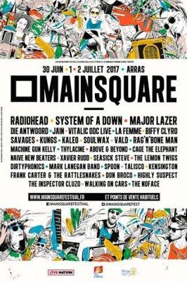 Main Square Festival 2017