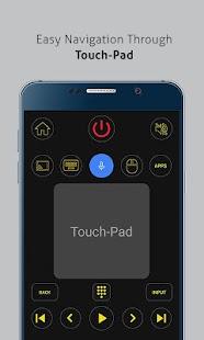 Universal Smart / IR TV Remote Control PREMIUM Screenshot