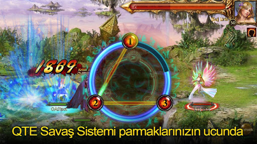 Legend Online Classic - Tu00fcrku00e7e 4.1.4 screenshots 8