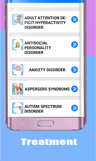 All Mental Disorders and Treatment  screenshots 2