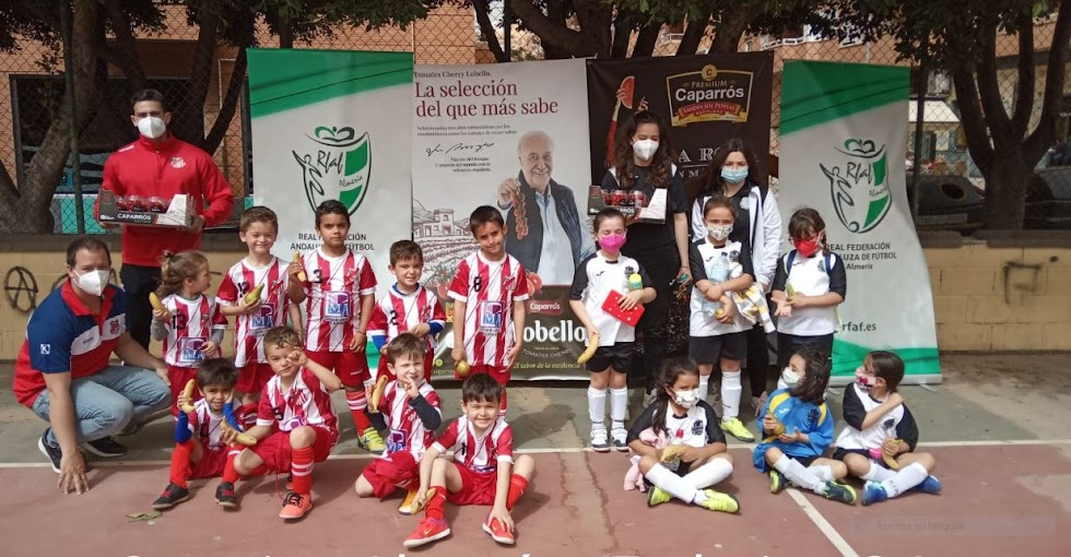 Sporting Almería y Federico García Lorca.