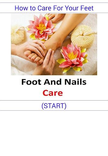 如何照顾你的脚