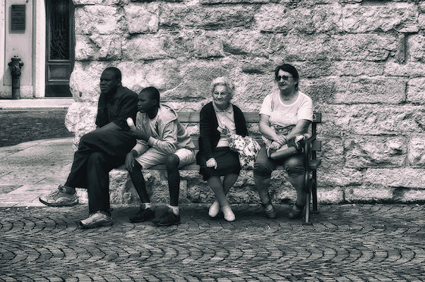 Generazioni a confronto.... di Stefano Muzzarelli