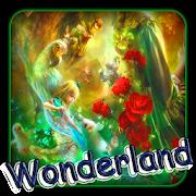 Wonderland. Hidden Objects