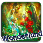 Wonderland. Hidden Objects