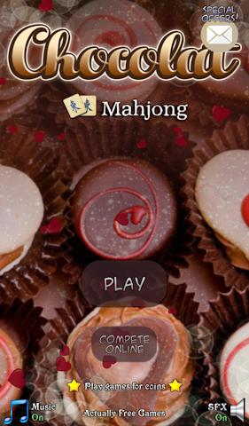android Hidden Mahjong: Chocolat Screenshot 0