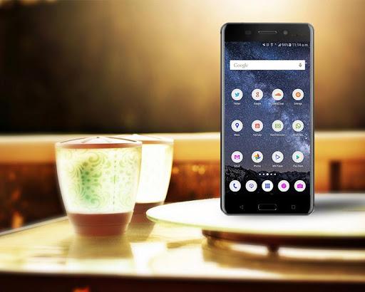 Launcher Theme for Nokia 6  screenshots 1