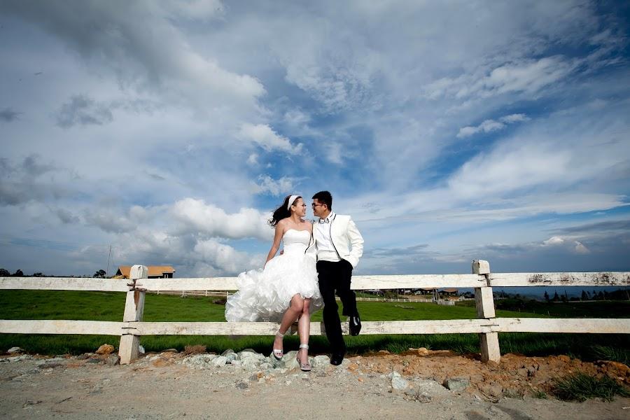 Wedding by Joey Tay - Wedding Bride & Groom ( kota kinabalu, wedding, my face studio, pre wedding, couple, malaysia, bride, groom, portrait, sabah )