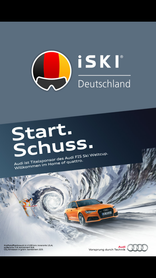 iSKI Deutschland- screenshot