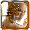 Pretty Cute Girls Faces Puzzle icon