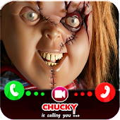 Fake Call from CHUCKY pro