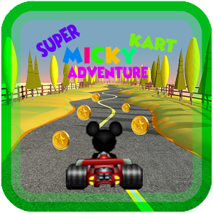 Super Micky Kart Adventure for PC and MAC