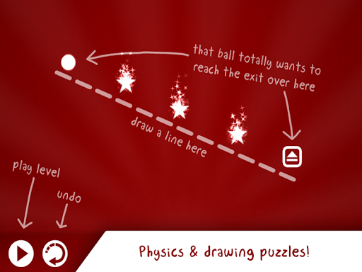 玩免費解謎APP|下載Drawtopia - Physics Puzzles app不用錢|硬是要APP