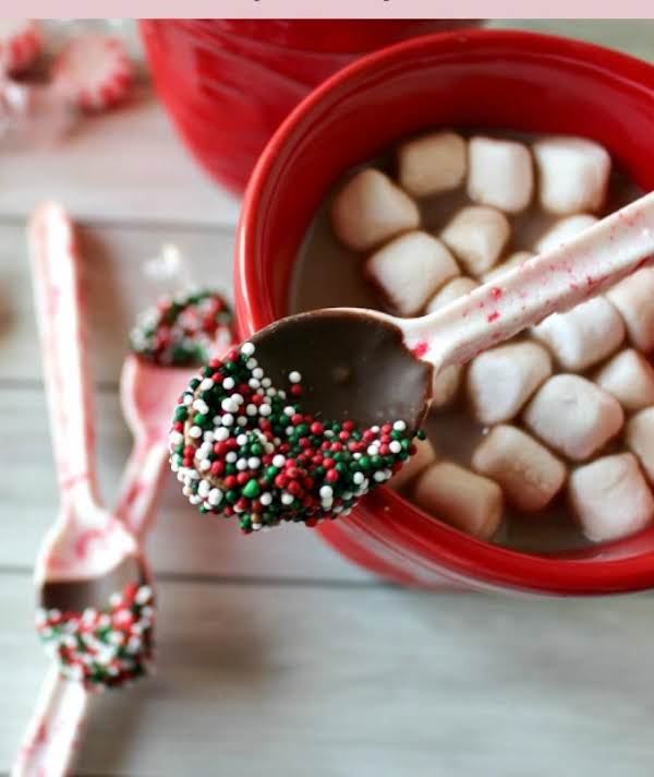 Peppermint Spoons Recipe