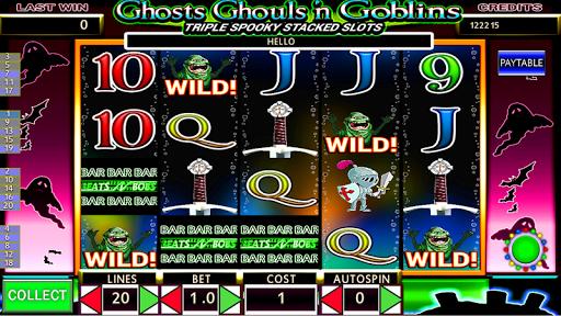 Ghouls Ghosts n Goblins Slot
