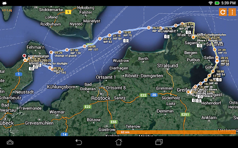 LD-Log - GPS Tracker & Logbook screenshot 9