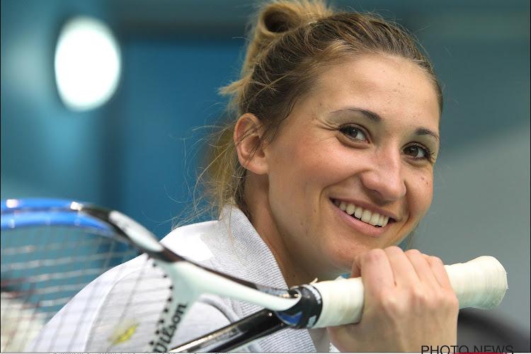 Al sprake van Clijsters-effect: Française maakt elf jaar na ontstekingsziekte ook haar comeback