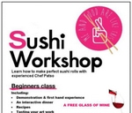 Sushi Workshop : 59Plenty