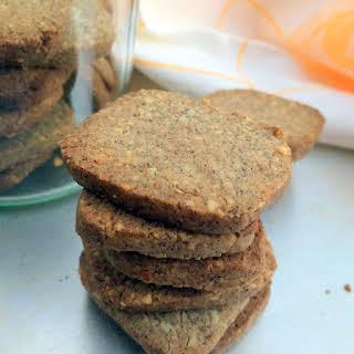 Oat-Almond Cookies (Gluten-free).