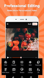 VivaVideo - Video Editor & Photo Movie APK screenshot thumbnail 1