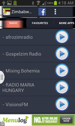Zimbabwe Radio News
