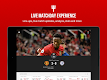 screenshot of Manchester United Official App