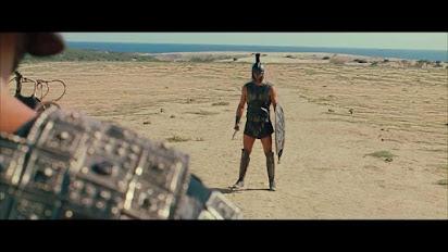 Brad Pitt Troy Movie Youtube