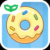 Donut: App Lock Theme