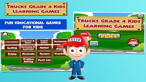 4th Grade Educational Games 3.15 screenshots 1