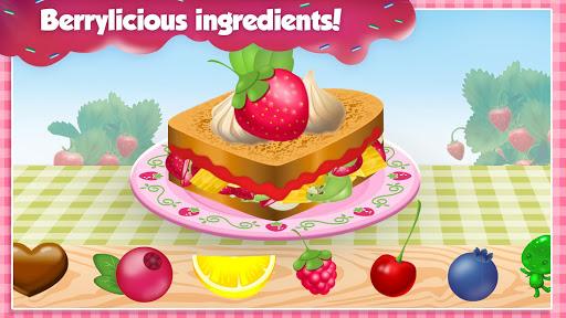 Strawberry Shortcake Food Fair android2mod screenshots 2