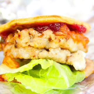 Skinny Maui Turkey Burger.