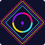 Color Gravity Icon
