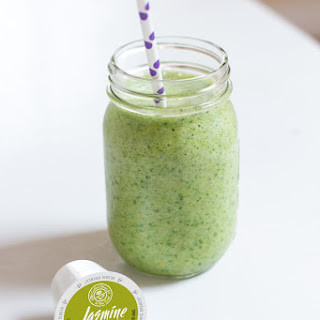 Super Green Tea Smoothie.