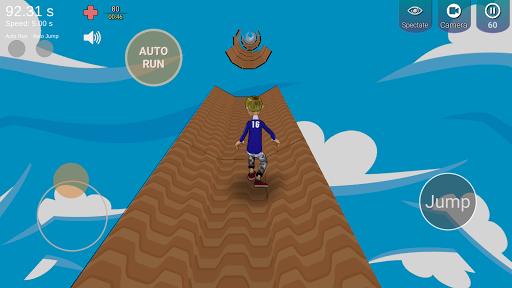 Hop Race 3D APK MOD (Astuce) screenshots 6