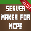 Server Maker For Minecraft PE icon