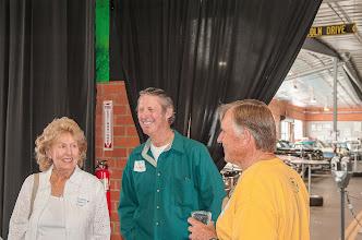 Photo: Bonnie (Merry) Booth, Bill Hamilton, Bill Dickey