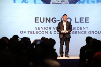 "Photo: ""Expectations for Tizen"" - Eung-ho Lee"