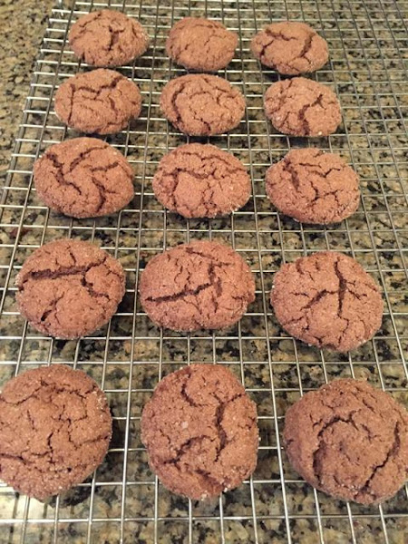 Devil's Food Cake Cookies Recipe