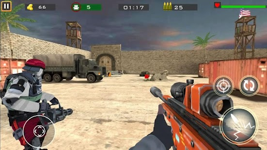 Counter Terrorist - Gun Shooting Game Screenshot