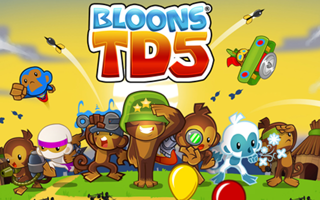 Bloons Tower Defense 5 Unblocked