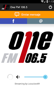 One FM 106.5- screenshot thumbnail