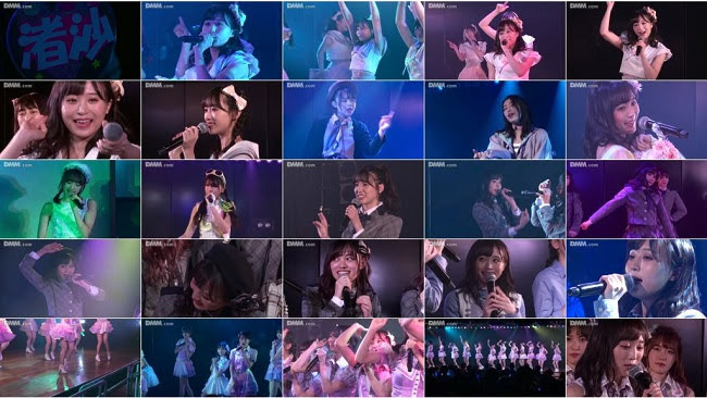 200125 (1080p) AKB48 湯浅順司「その雫は、未来へと繋がる虹になる。」公演 坂口渚沙 生誕祭 DMM HD