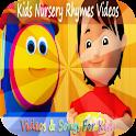 Kids Nursery Rhymes Videos icon