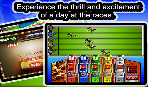 Arcade Horse Racing FREE