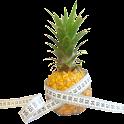 Kalorien-, WHR- & BMI-Rechner icon