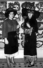 Photo: 6.02.1971 - bal maskowy, G. Łukasz, M. Krupa